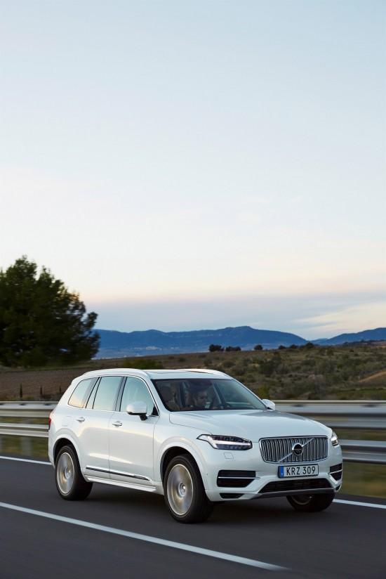 Volvo HC90 Hybrid