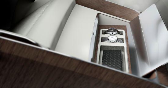 Volvo Lounge Console