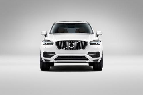 Автомобили Volvo дебютирует новый Вольво XC90 2015