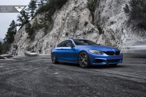 Vorsteiner демонстрирует обновленную BMW 4-серии