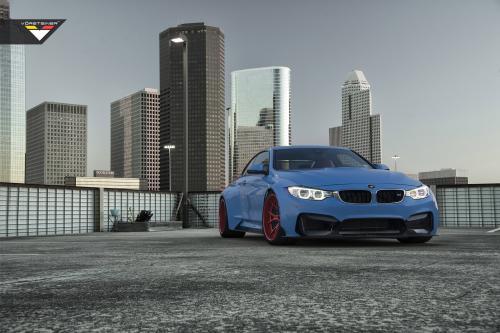 Vorsteiner представляет новый обвес программу для BMW М4
