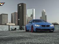 2015 Vorsteiner BMW F82 M4 GTRS4 Yas Marina Blue  , 1 of 7