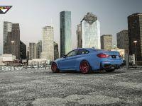 2015 Vorsteiner BMW F82 M4 GTRS4 Yas Marina Blue  , 5 of 7