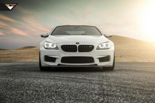 Vorsteiner релизы ГТС-V и пакет для BMW М6