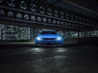 2015 Vorsteiner BMW Yas Marina Blue GTRS4 Anniversary Edition, 1 of 4