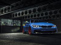 2015 Vorsteiner BMW Yas Marina Blue GTRS4 Anniversary Edition, 2 of 4