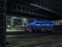 2015 Vorsteiner BMW Yas Marina Blue GTRS4 Anniversary Edition, 3 of 4
