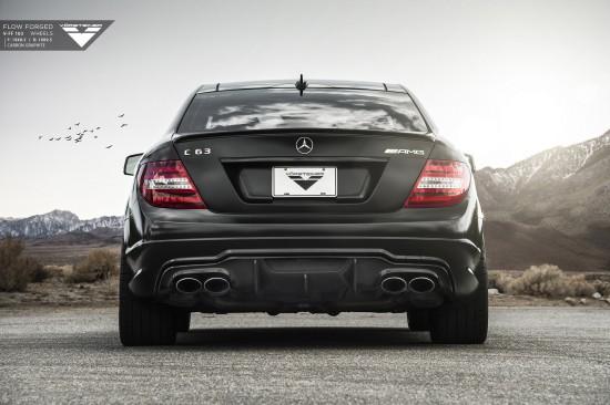 Vorsteiner Mercedes Benz C63 AMG