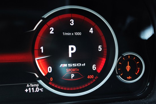 VOS BMW M 550d