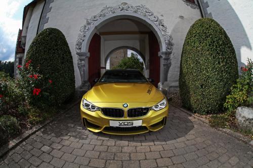 Видение скорости для последнего BMW М4