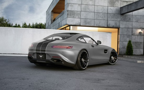 Wheelsandmore Mercedes-Benz AMG GT S Coupe