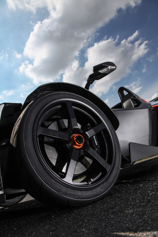 WIMMER KTM X-Bow R Limited Edition