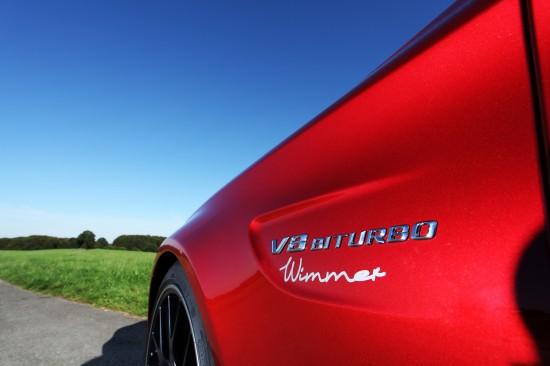 WIMMER RST Mercedes-AMG C63 S