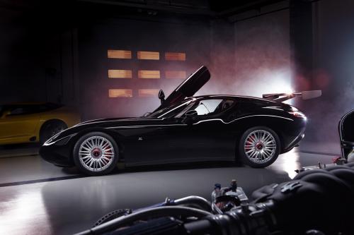 Zagato Maserati Mostro - фотография maserati