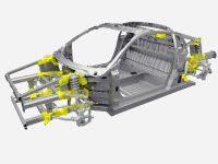 2016 Acura NSX Technical Images , 4 of 11