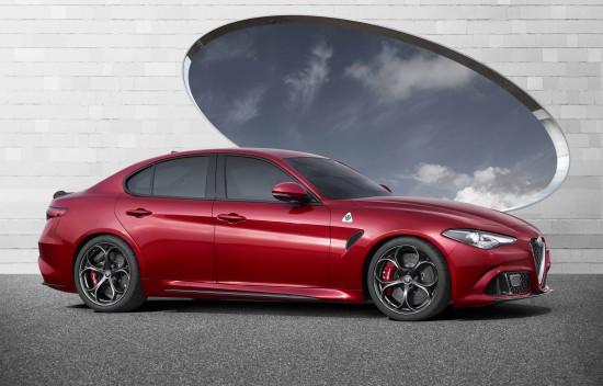 Alfa Romeo Gulia