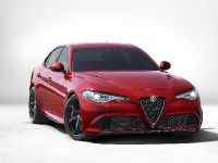 2016 Alfa Romeo Gulia, 1 of 5