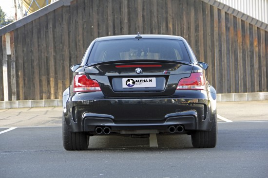 Alpha-N Performance BMW 1 Series M Coupe