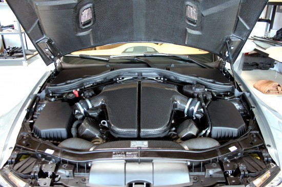 Alpha-N Performance BMW M3 BT92 V10
