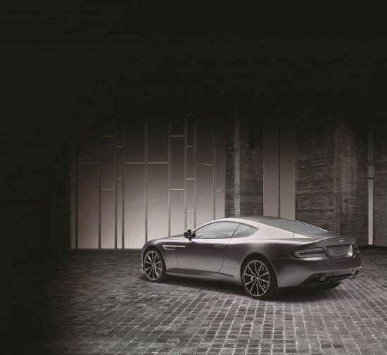 Aston Martin DB9 GT James Bond Limited Edition