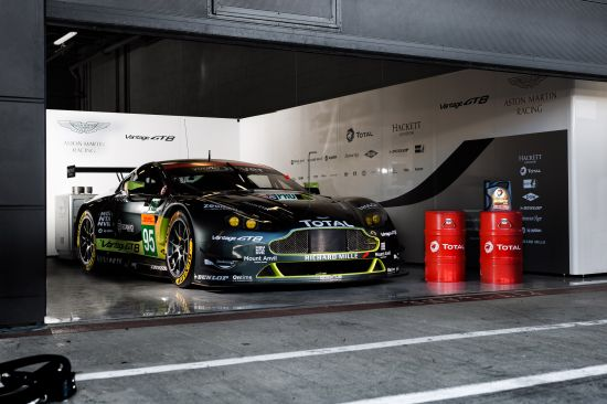 Aston Martin Sport - Total Alliance
