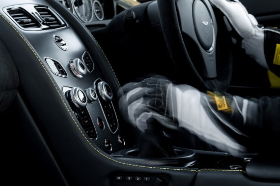 Aston Martin Vantage S With Manual Gearbox