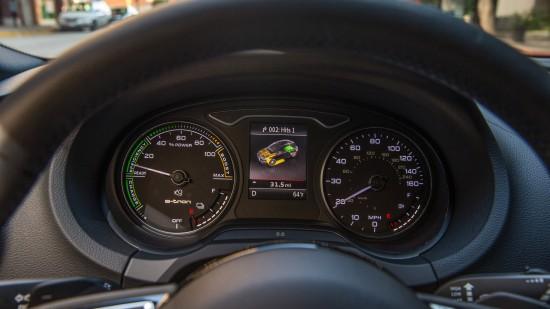Audi A3 E-Tron Hybrid