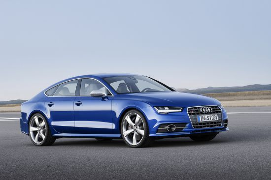 Audi A7 and S7-European versions
