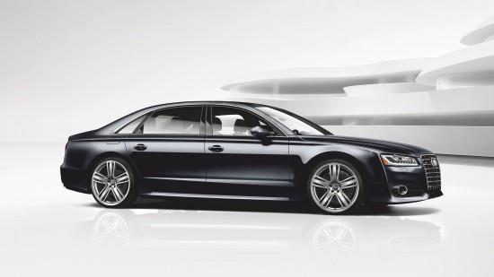 Audi A8 4.0-OT Sport