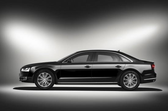 Audi A8 L Security