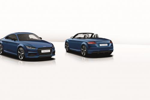 Компания Audi открывает линейку новых черных моделей