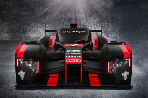 Ауди Спорт вводит Ауди R18 с мировой премьеры в Мюнхене