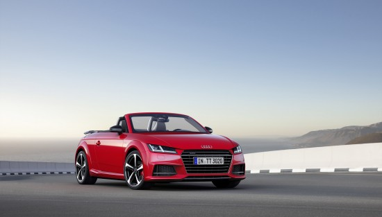 Audi TT S-Line Limited Edition