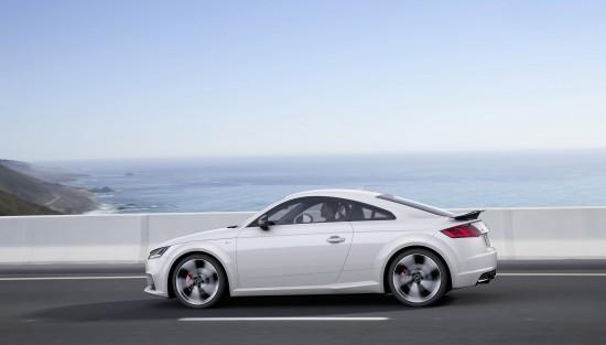 Audi TT S-Line Limited Edition