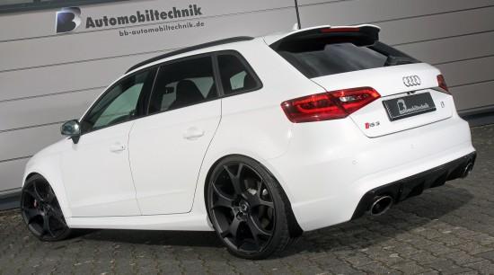 B-B Audi RS3 8V