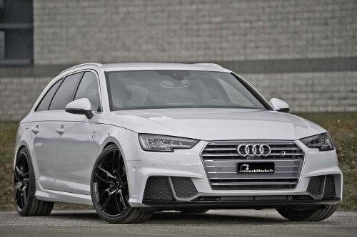 Б&б Automobiltechnik делает вещи лучше с 450 л. с. Audi А4