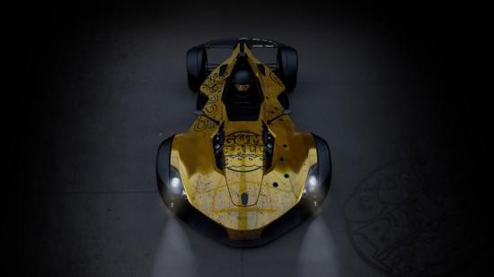 BAC Mono Gumball 3000