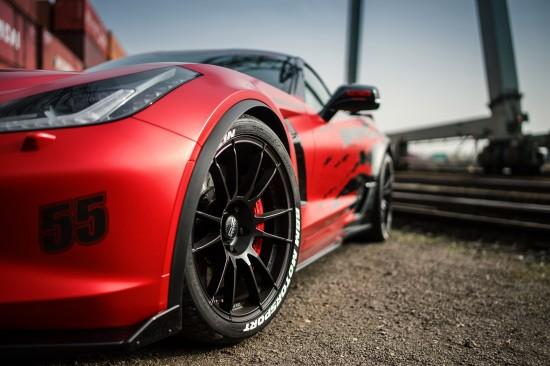 BBM Motorsport Chevrolet Corvette C7 Z06