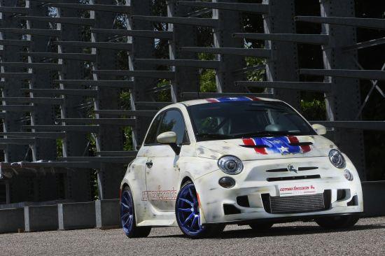 Bilstein Fiat 500 Cinquone USA