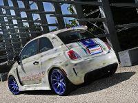2016 Bilstein Fiat 500 Cinquone USA, 3 of 3
