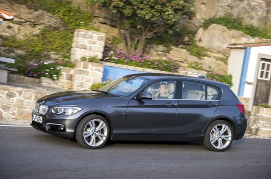 BMW 1-Series Urban Line