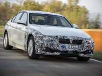 2016 BMW 3 Series Plug-in Hybrid Prototype, 2 of 19