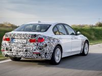 2016 BMW 3 Series Plug-in Hybrid Prototype, 7 of 19