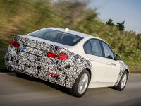 2016 BMW 3 Series Plug-in Hybrid Prototype, 8 of 19