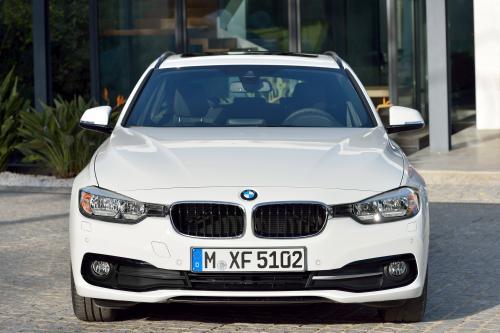 BMW 3 серии для MY2016