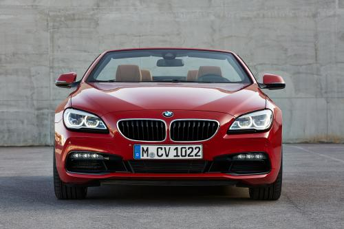 2016 BMW 6-й серии линии-до дебюта в Детройте