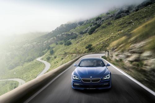 BMW празднует 50-летний Альпина с самым быстрым В6 универсал Гран купе