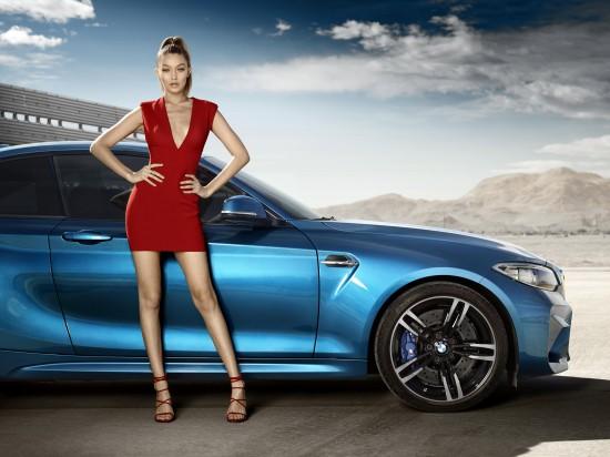 BMW Eyes of Gigi