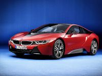 2016 BMW i8 Protonic Red Edition, 2 of 5