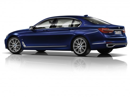 BMW Individual 7 Series THE NEXT 100 YEARS Limited